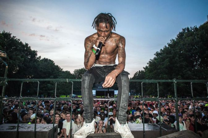 Travis $cott – Rodeo
